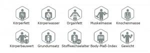 Körperanalyse-Messung Dresden